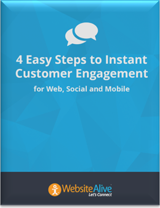 4 Easy Steps to Instant Customer Engagement