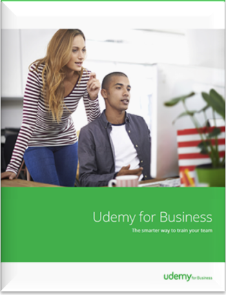 About Udemy For Business